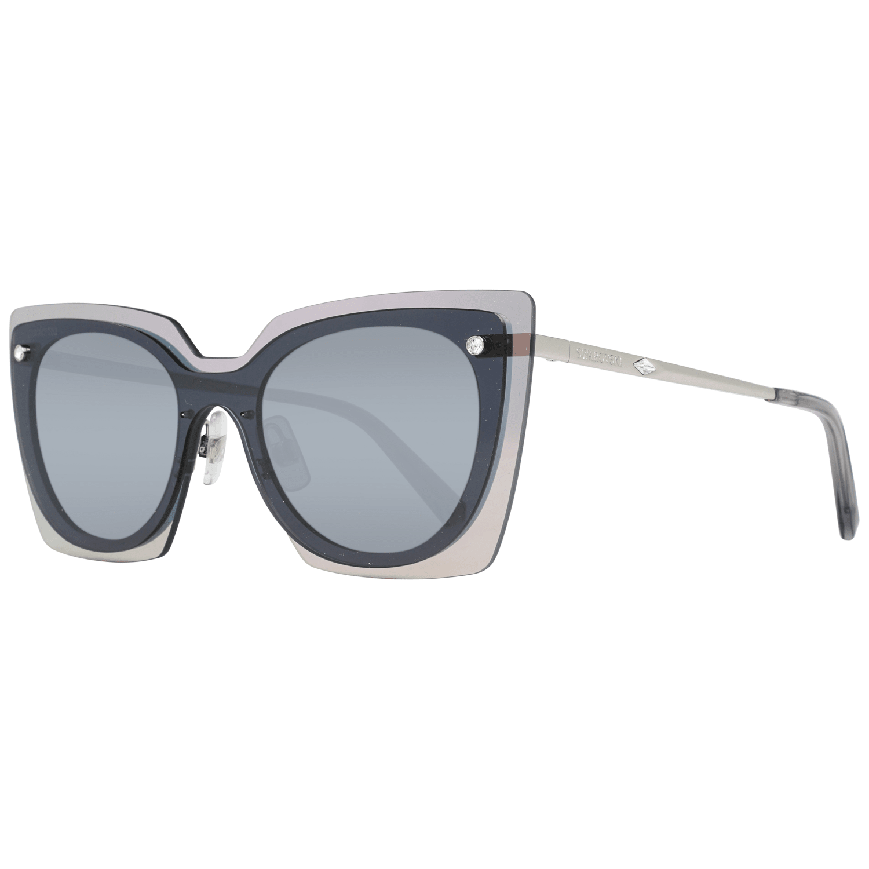 Swarovski Women's Sunglasses Black SK0201 0016A