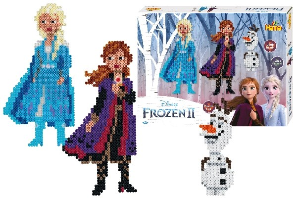 Hama Beads - Giftbox - Frozen 2 (387921)