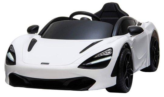 McLaren 720S, Hvit