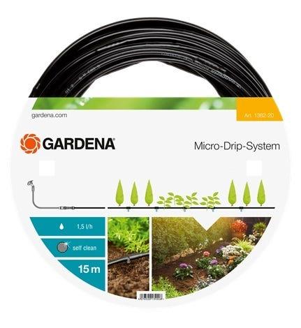 Gardena Dryppslange Over Bakken 15 m Uten Koblinger