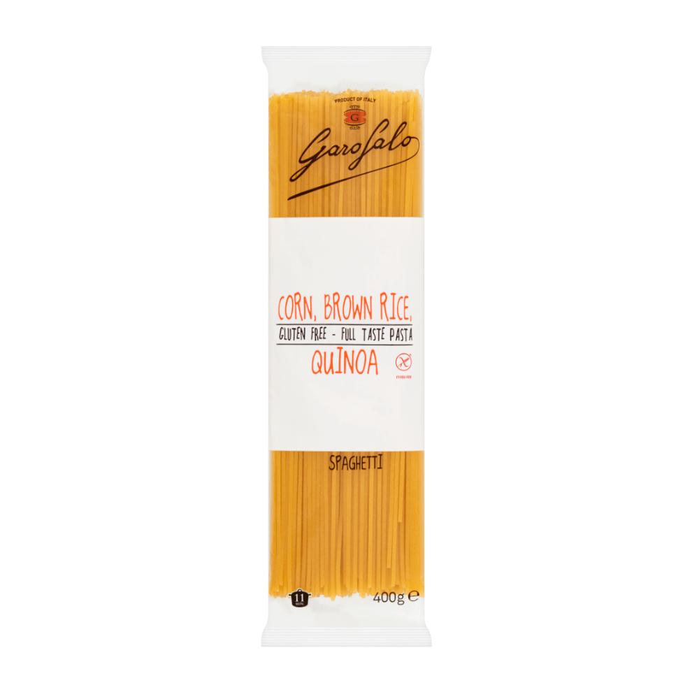 Gluten Free Spaghetti 400g by Garofalo