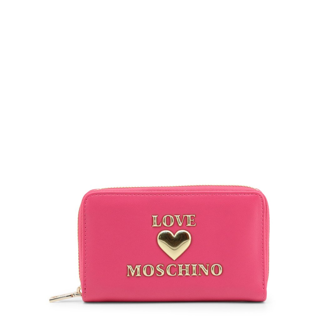 Love Moschino Women's Wallet Various Colours JC5622PP1CLF0 - pink NOSIZE