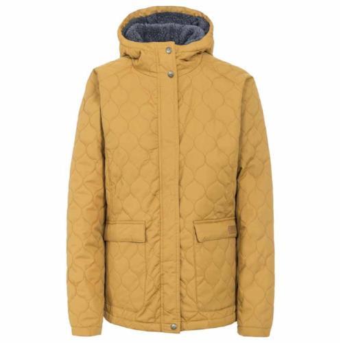 Trespass Women's Jacket Various Colours Tempted - GOLDEN BROWN XS