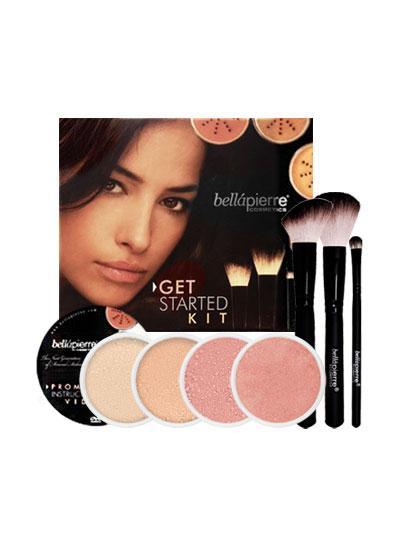 Bellapierre Get Started Kit for Fair Skin
