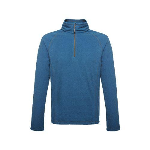 Regatta Men's Parkline Half Zip Micro Fleece Various Colours TRF511_540 - Oxford Blue S