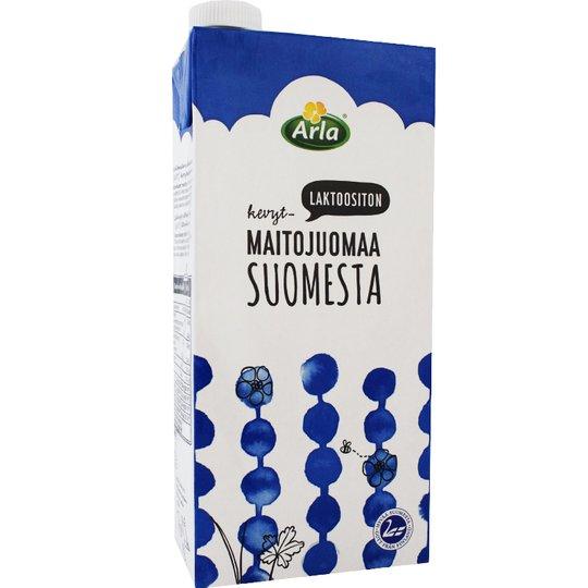 Laktoositon Kevytmaitojuoma - 28% alennus