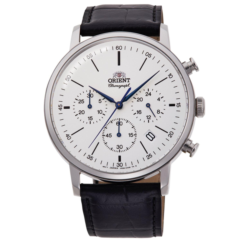 Orient Men's Watch Silver RA-KV0405S10B