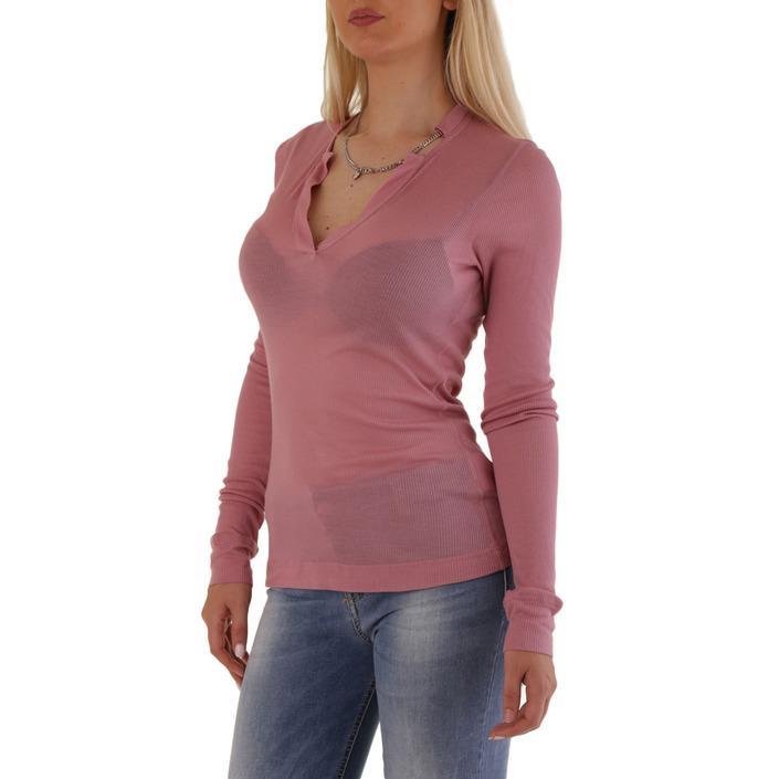 Diesel Women's T-Shirt Pink 302531 - pink S