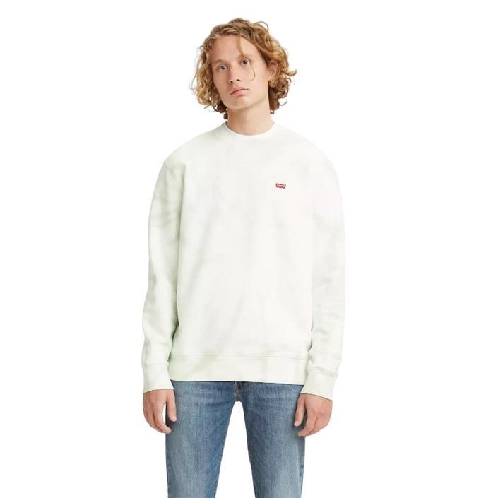Levi`s Men's Sweatshirt White 270067 - white S