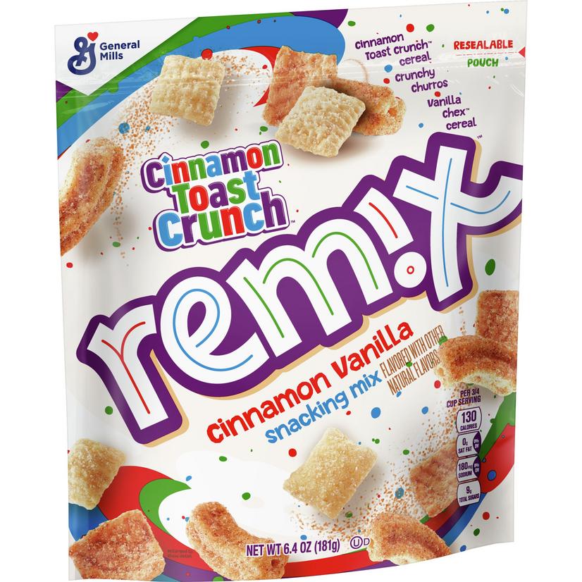 Cinnamon Toast Crunch Remix Snacking Mix 181g