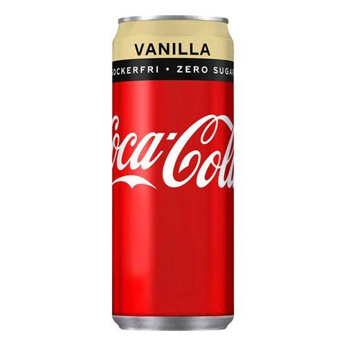 Coca-Cola Vanilla Zero - 1-pack