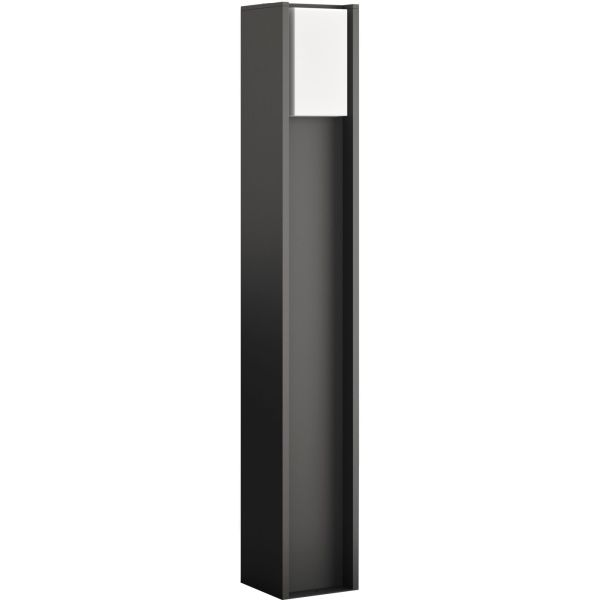 Philips Hue Turaco Tolppa 9 W LED, E27, IP44 Korkeus: 80 cm