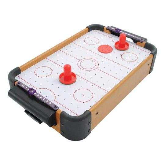 Gadget Monster Air Hockey Spel