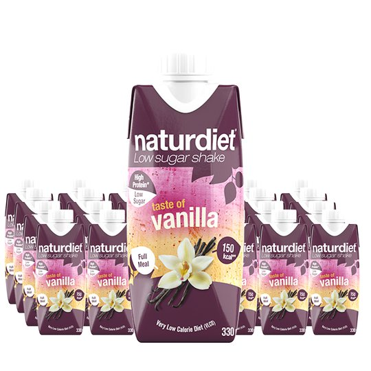 Måltidsersättning Shake Vanilj 24-pack - 54% rabatt