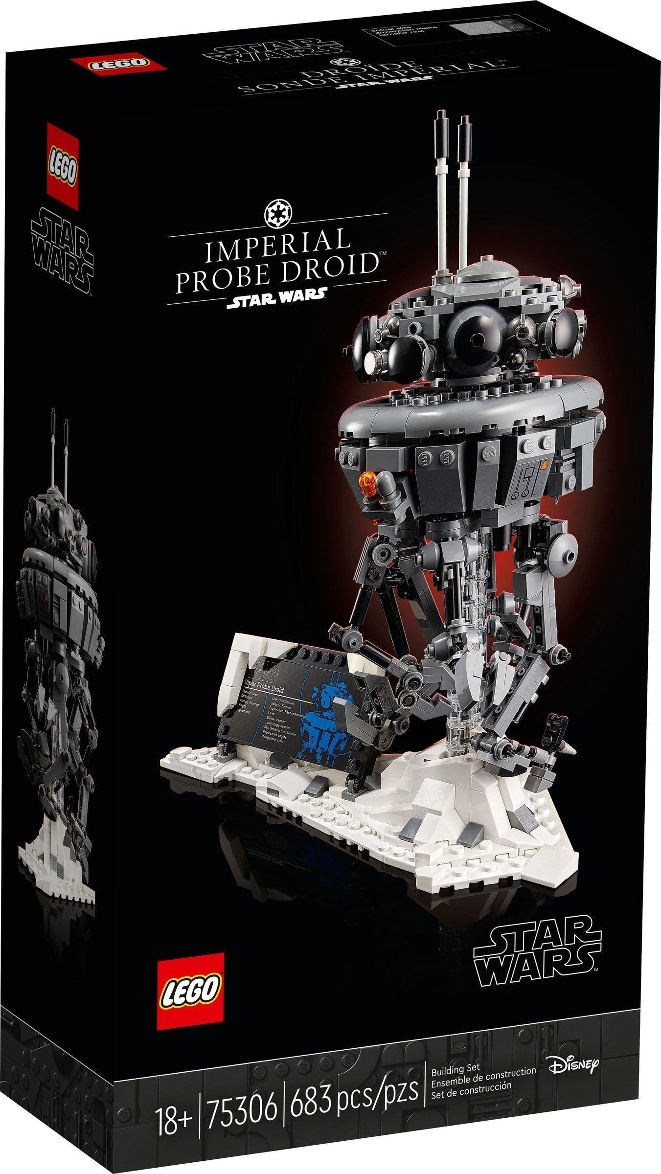 LEGO Star Wars - Imperial Probe Droid (75306)
