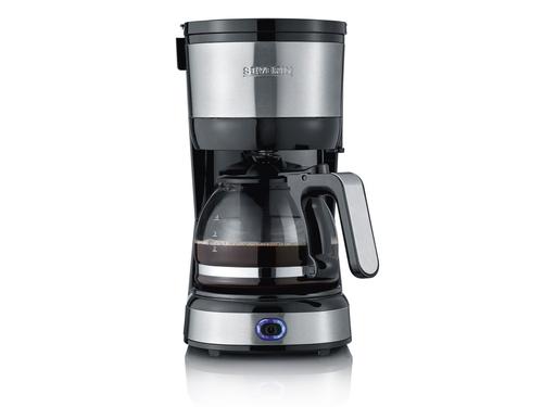 Severin Ka 4808 Kaffebryggare - Svart/silver