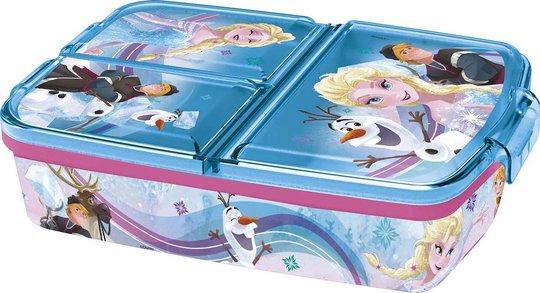 Disney Frozen Multi Matboks Premium, Blå