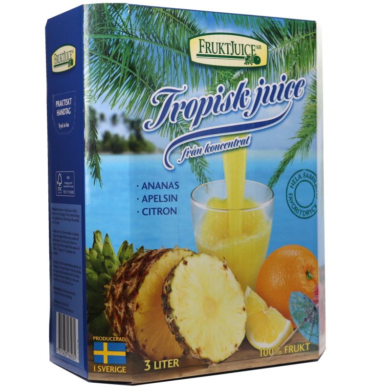 Tropisk Juice - 20% rabatt