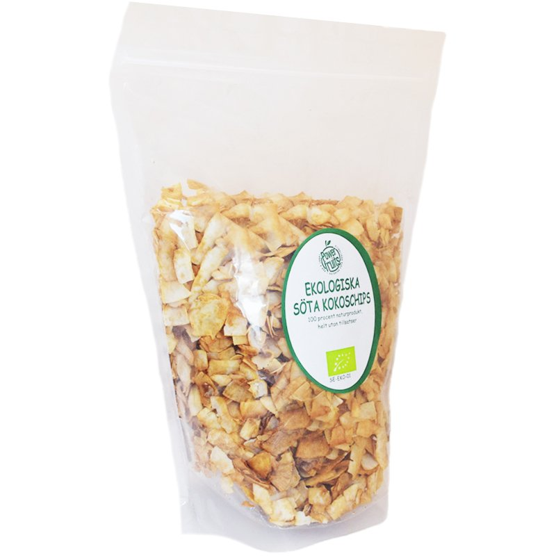 Kookossipsit, makea 300 g - 56% alennus
