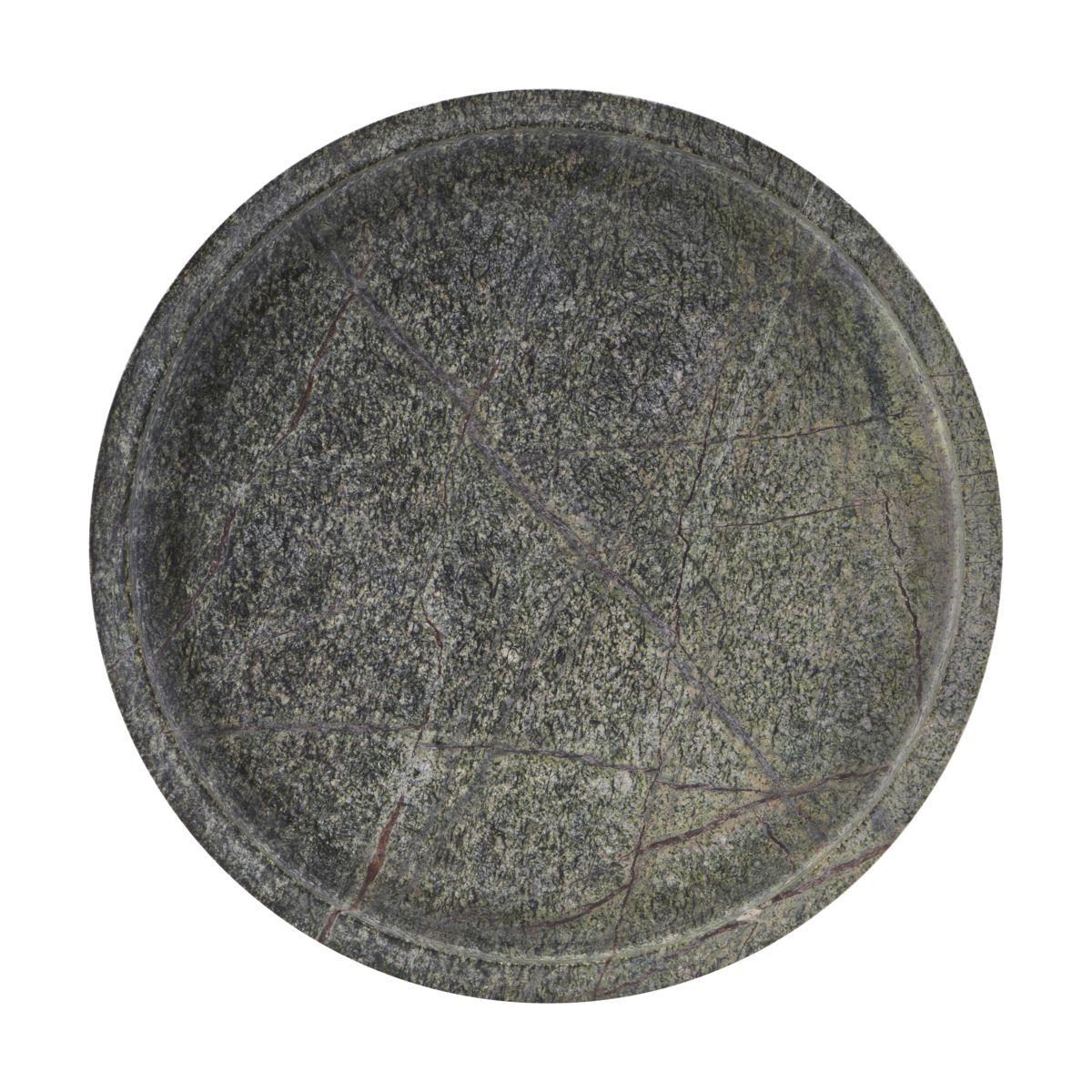 House Doctor - Poli Bowl Ø 30 cm - Green (Ov0311)