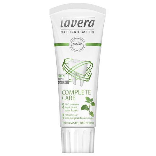 Lavera Complete Care Toothpaste, 75 ml