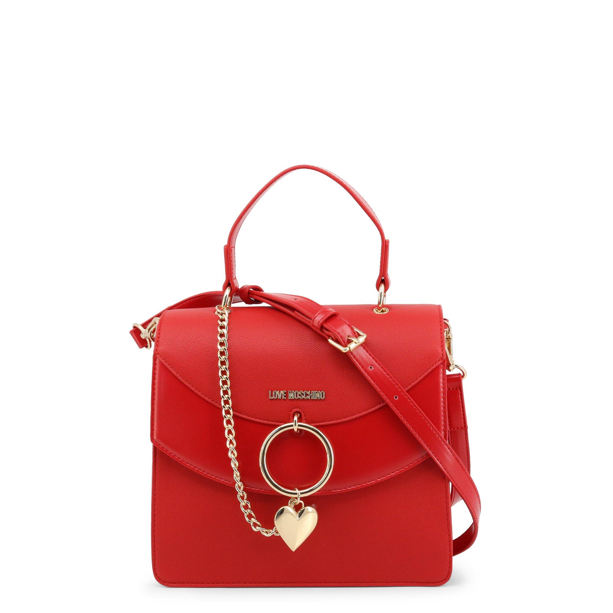 Love Moschino Women's Handbag Various Colours JC4238PP0CKF1 - red NOSIZE