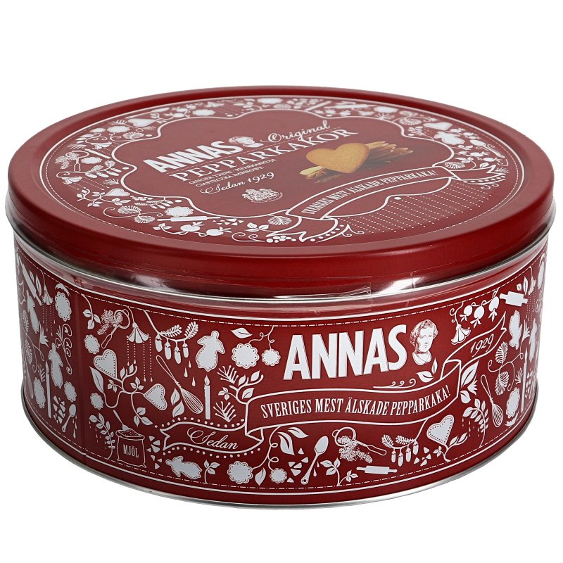 Annas Original Plåtburk - 52% rabatt