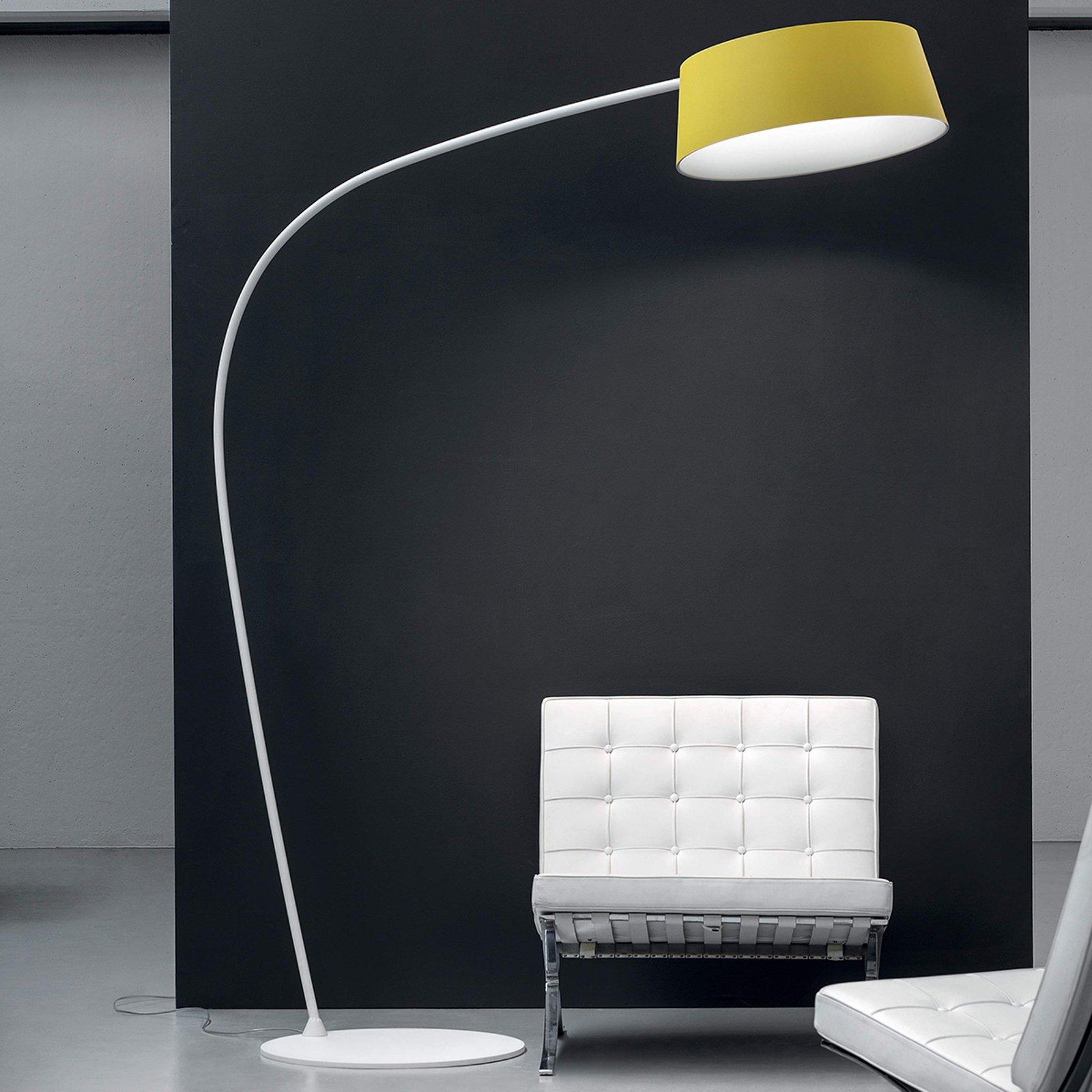 Oxygen_FL1 fargerik LED-buelampe, justerbar
