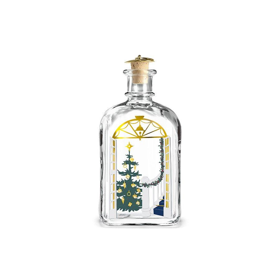 Holmegaard Christmas Juleflaske 2020 Multi 73 Cl