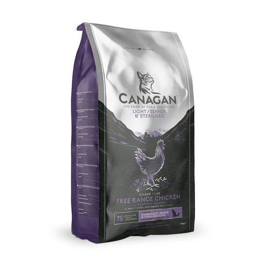 Canagan Cat Light/Senior/Sterilised (375 g)