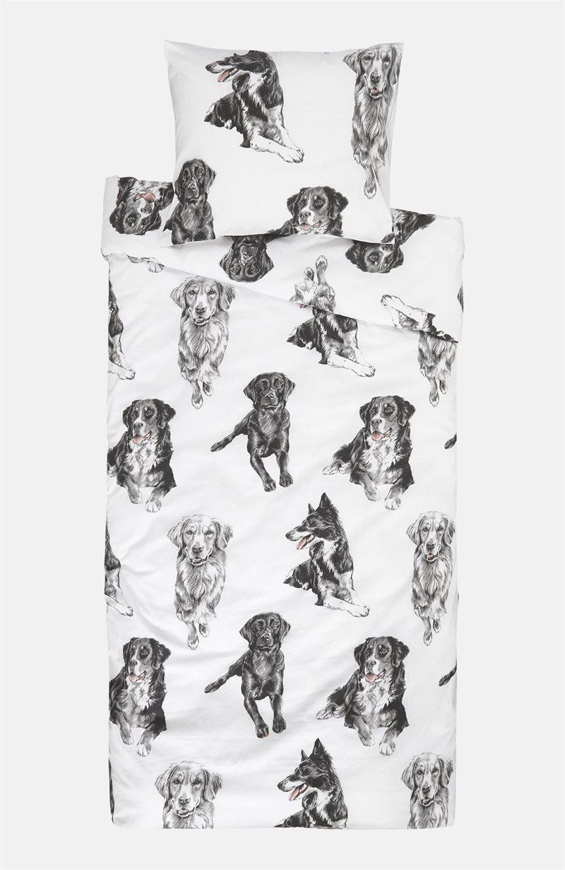Pussilakanasetti Bonzo-koirat
