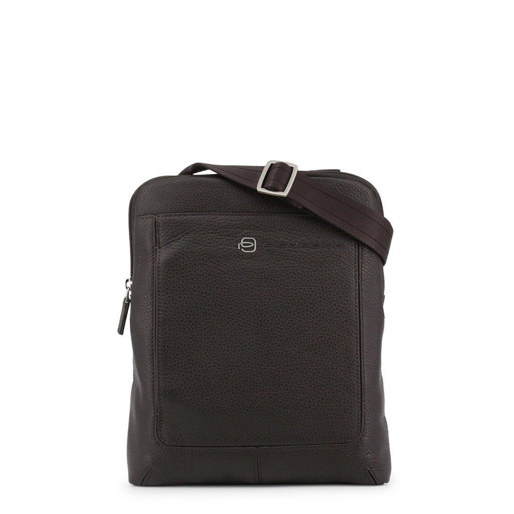 Piquadro Men's Crossbody Bag Brown CA1358VI - brown NOSIZE