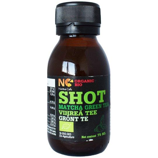"Juice ""Shot Matcha"" 75ml - 36% rabatt"