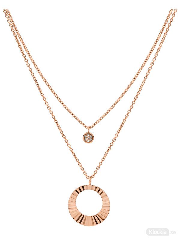 FOSSIL Halsband Classics – Rosé JF03546791