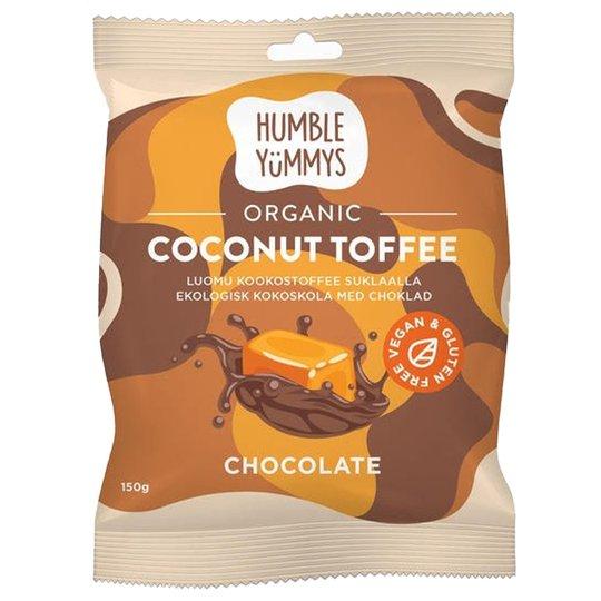 Luomu Kookostoffee Suklaa - 40% alennus