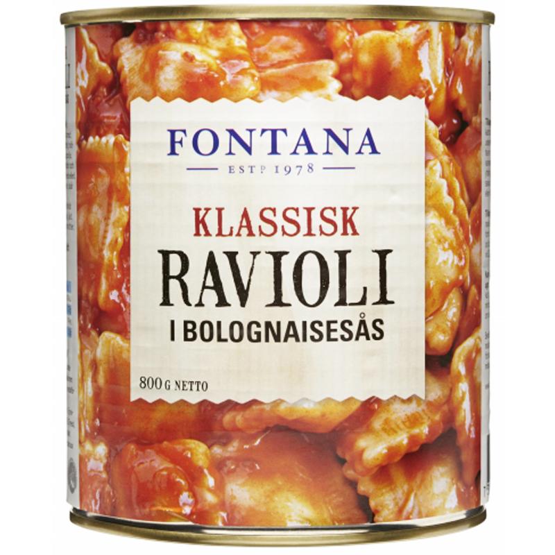 Ravioli Bolognaisesås 800g - 17% rabatt