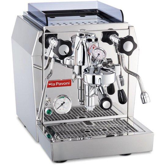 La Pavoni Botticelli Premium Espressomaskin rostfritt stål LPSGIM01EU