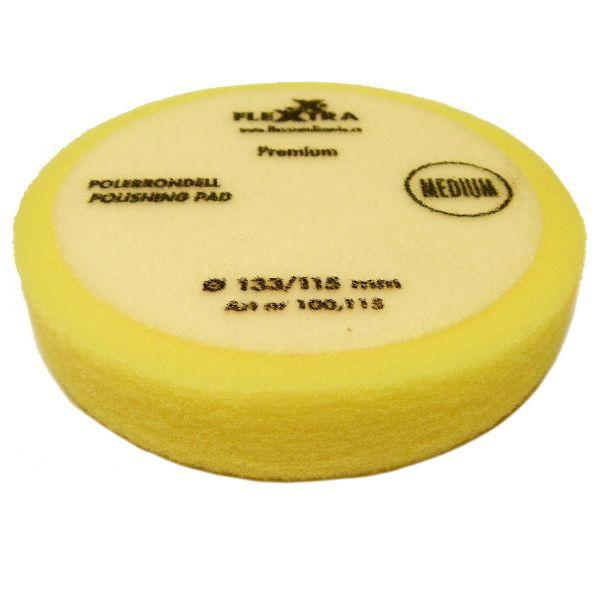 Flexxtra 100115 Polerrondell Middels hard 133 mm