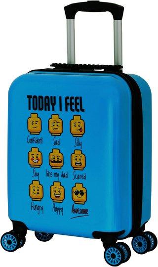 LEGO Minifigures Trillekoffert, Blue
