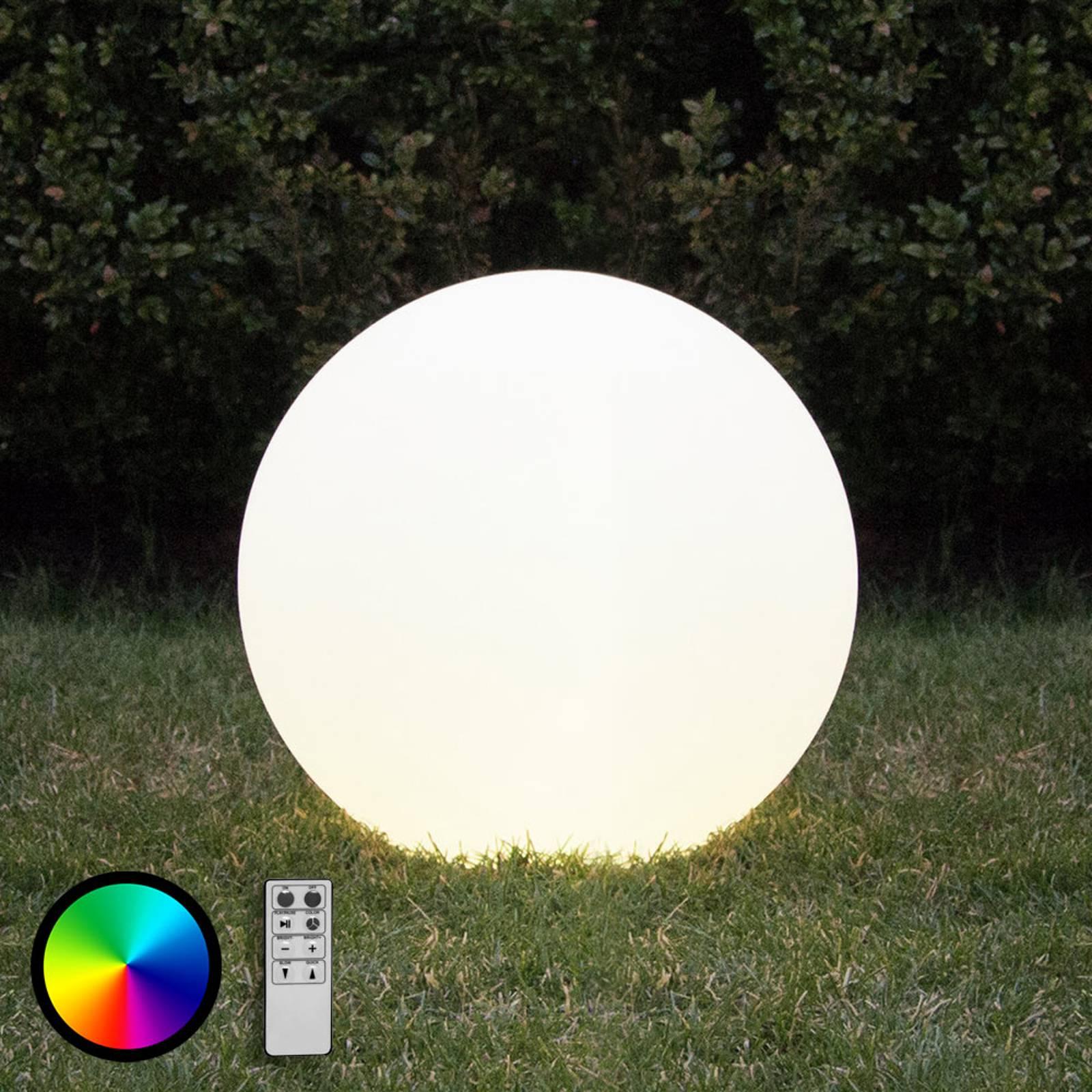 Twilights-LED-pallot kaukosäätimellä, 30 cm