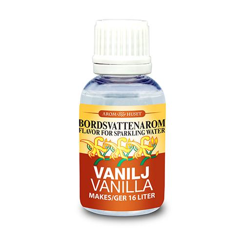 Vanilj 32 ml Bordsvattenarom för kolsyrat vatten