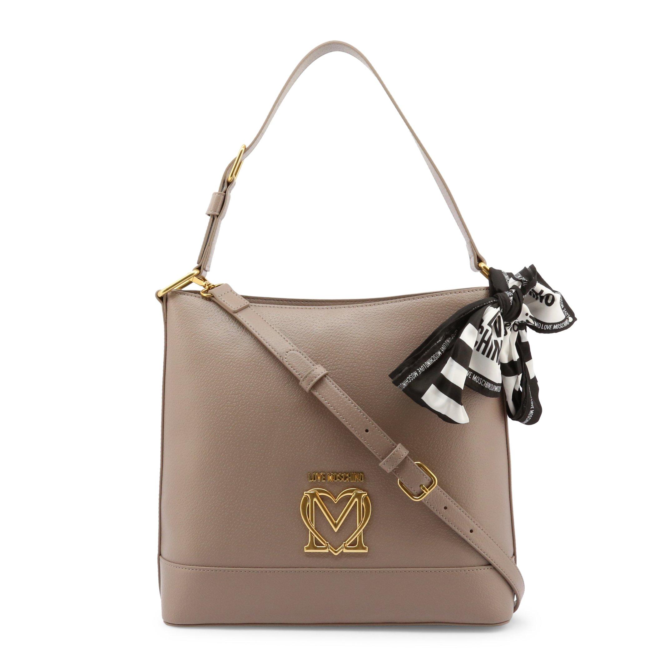 Love Moschino Women's Shoulder Bag Various Colours JC4211PP1DLL0 - grey NOSIZE
