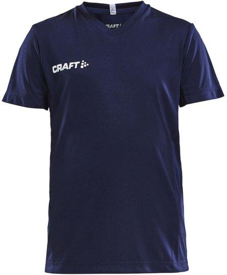 Craft Jersey T-skjorte, Navy 134-140