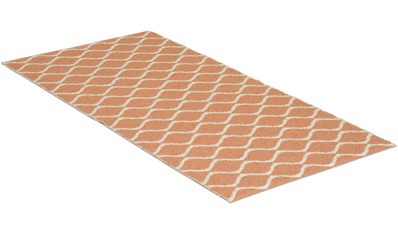 Wave rust - plastteppe