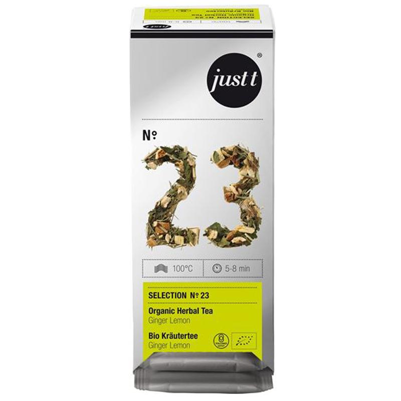 "Eko Te ""Organic Herbal Ginger"" 25 x 2,5g - 50% rabatt"