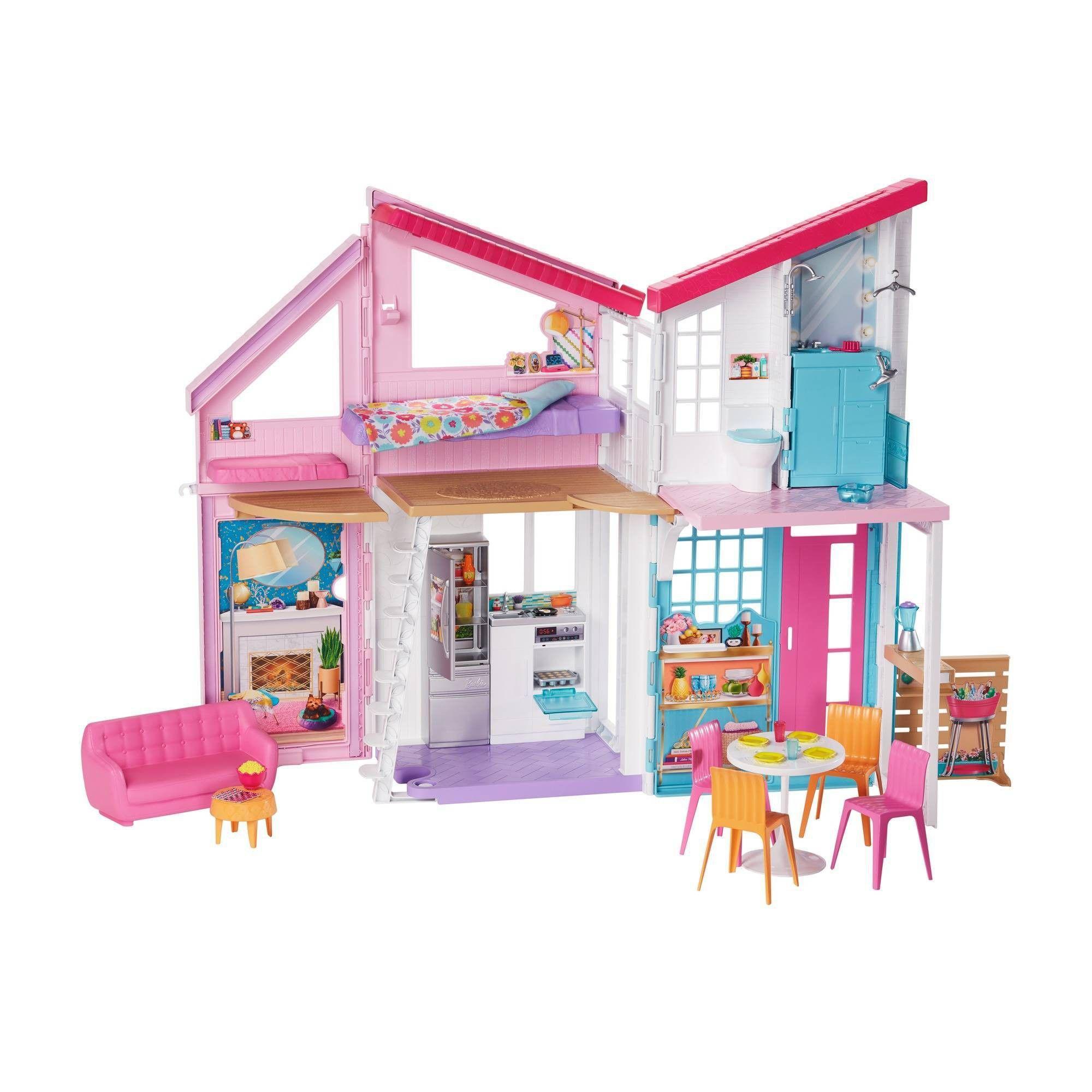 Barbie - Malibu House Playset (FXG57)