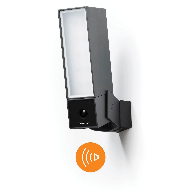 Netatmo Smart Utomhuskamera med Siren