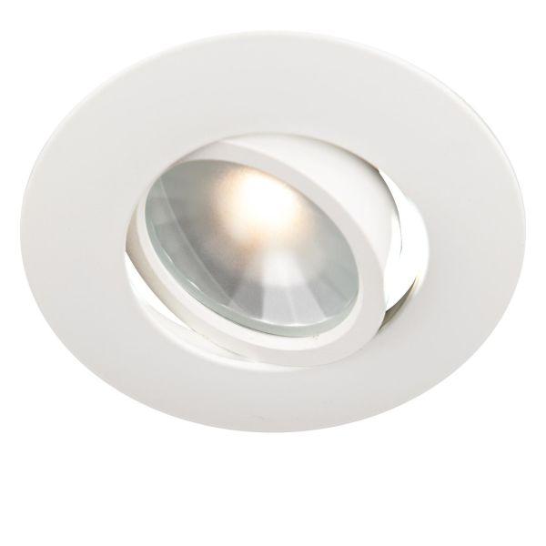 Hide-a-Lite 1218 Smart Downlight hvit 2700 K