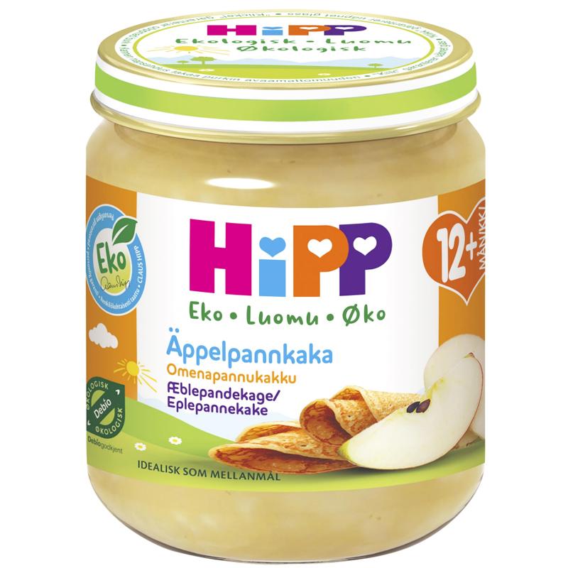 Eko Barnmat Äppelpannkaka 12M - 14% rabatt