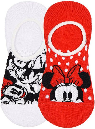 Disney Minni Mus Sokker 3-pack, 31-34